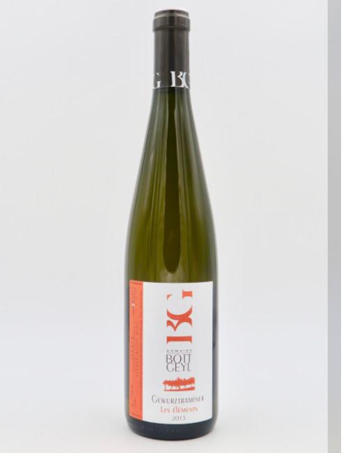 Domaine Bott-Geyl Gewuerztraminer Les Elements 2015 BIO-Wein
