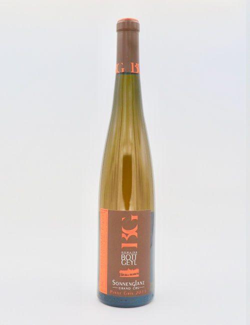 Bott-Geyl Pinot Gris Grand Cru Sonnenglanz 2011