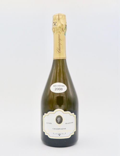 Champagner Cuvee Blanche Vintage 2008