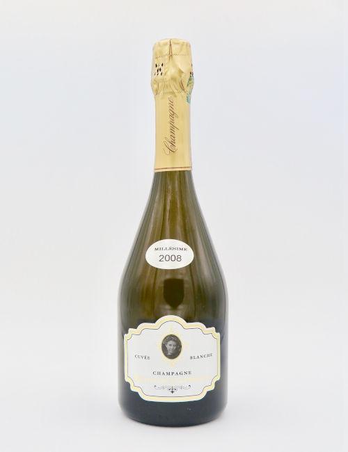 Champagner Cuvee Blanche Vintage 2008