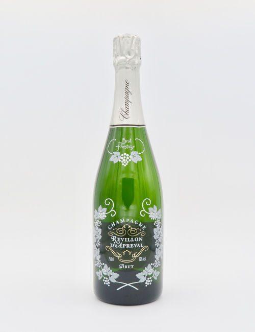 Champagner Revillon dApreval Prestige