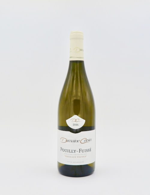 Domaine Corsin Pouilly-Fuisse Vieilles Vignes 2016