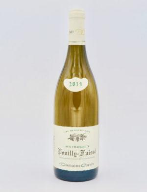 Domaine Corsin Pouilly-Fuisse Aux Chailloux 2014