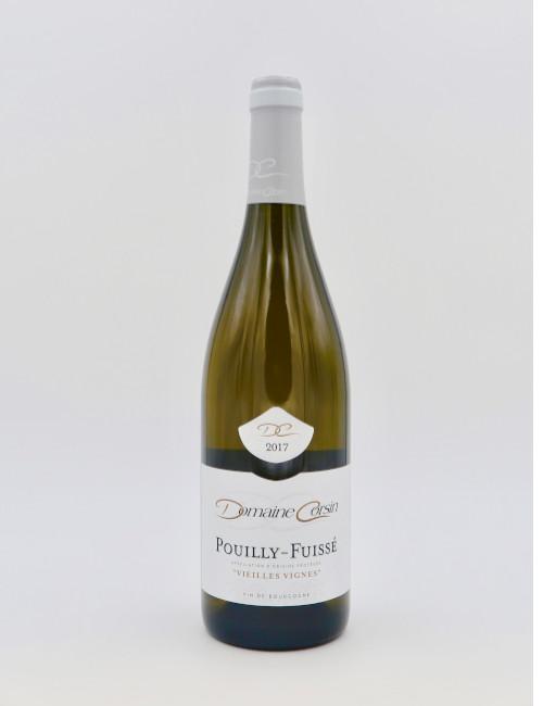 Domaine Corsin Pouilly-Fuisse Vielleis Vignes 2017
