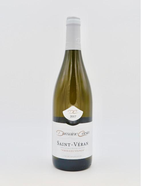 Domaine Corsin Saint-Veran Vieilles Vignes 2017