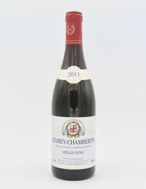 Domaine Harmand-Geoffroy Gevrey-Chambertin Vieilles Vignes 2013