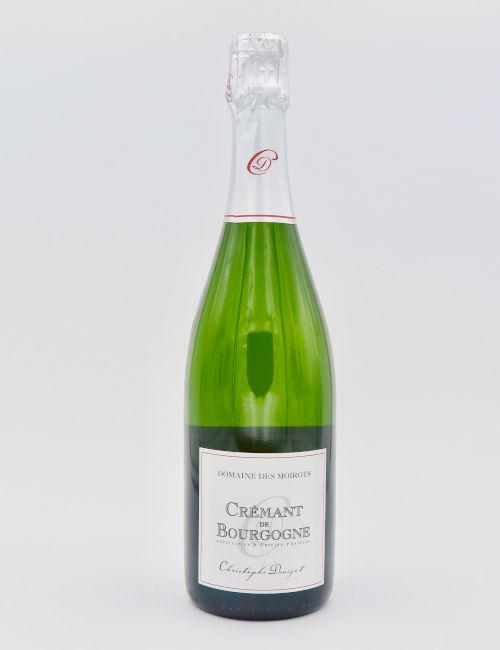 """Domaine des Moirots Cremant de Bourgogne blanc """"Christophe Denizot"""""""