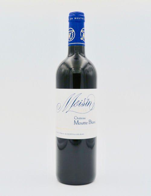 Chateau Moutte Blanc Moisin 2016 Petit Verdot Bordeaux Superieure