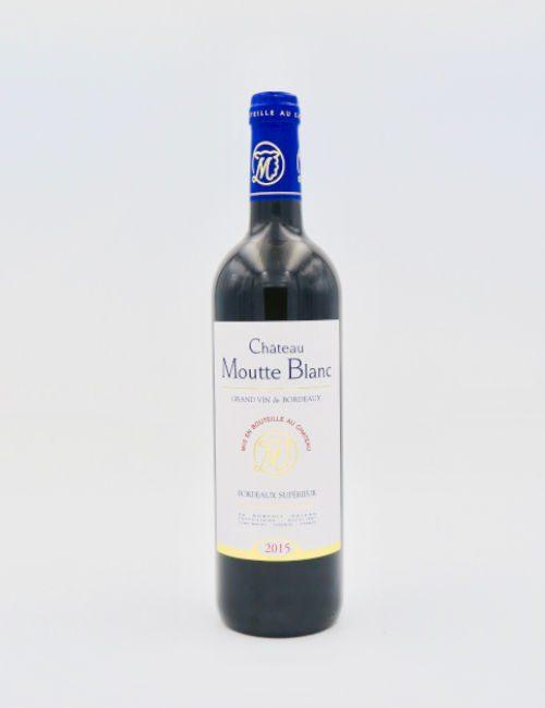 Chateau Moutte Blanc Vieilles Vignes 2015
