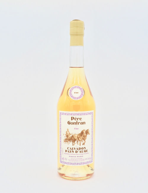 Pere Gontran Calvados Pays dAuge fine