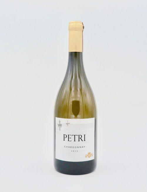 Weingut Petri Chardonnay Spaetlese trocken Barrique 2015