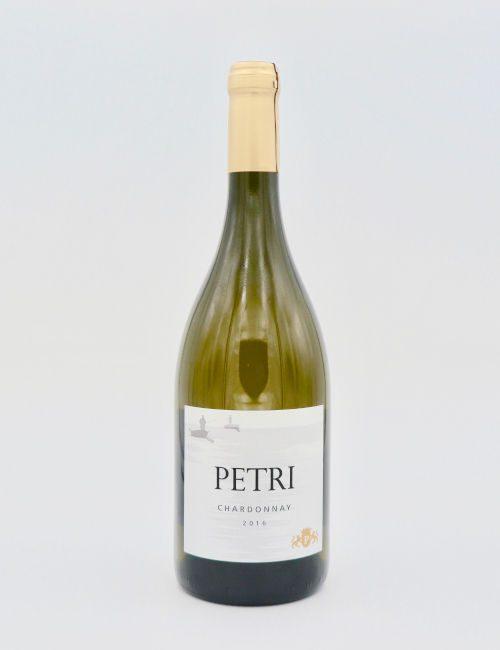 Weingut Petri Chardonnay Spaetlese trocken Barrique 2016