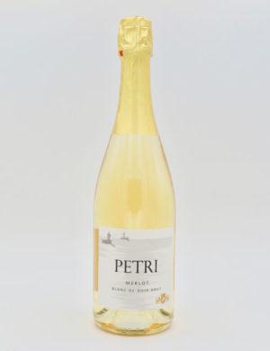 Weingut Petri Merlot Blanc de Noirs Sekt