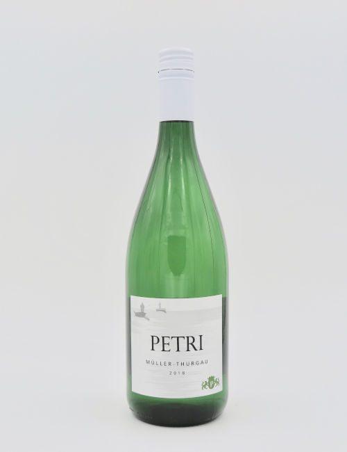 Weingut Petri Mueller-Thurgau 2018