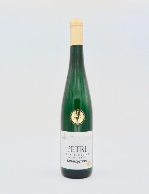 Weingut Petri Riesling Spaetlese trocken 2016 Haute Futaie