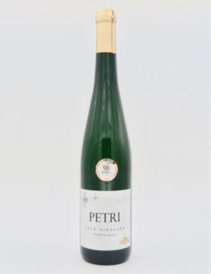 Weingut Petri Riesling Spaetlese 2015 Herxheimer Honigsack