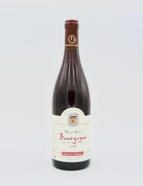 Domaine Schmitt Bourgogne Rouge Pinot Noir 2017