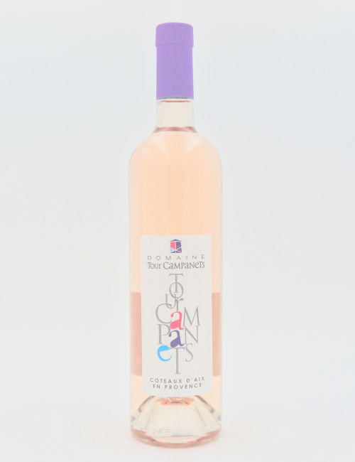 Domaine Tour Campanets Cuvee Tour Campanets Rose 2018
