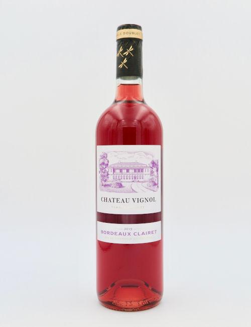 Chateau Vignol Bordeaux Clairet 2019