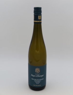 Weingut Ellwanger Weissburgunder 2019 trocken QbA
