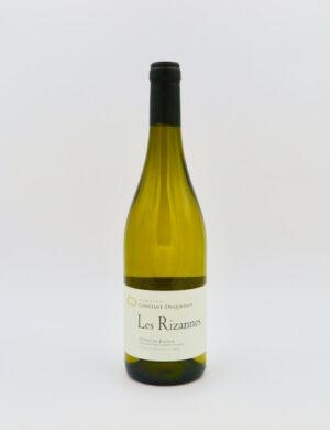 Les Rizannes Cotes du Rhone Blanc Domaine Constant-Duquesnoy