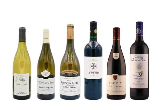 Wein Probierpaket 3