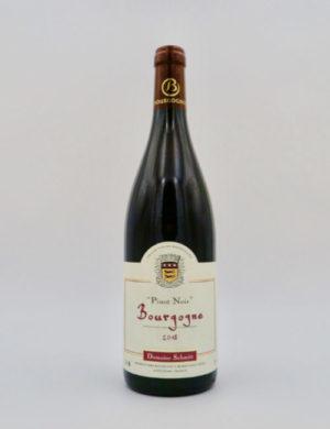 Domaine Schmitt Bourgogne Rouge Pinot Noir 2018