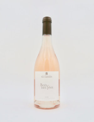Tour Campanets Bois des Fées Rosé 2020 BIO