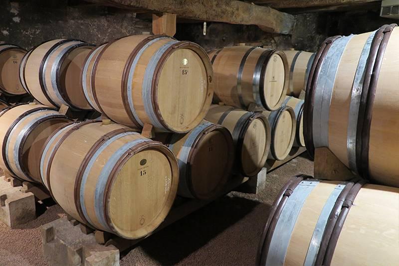 Weinkeller Domaine Corsin